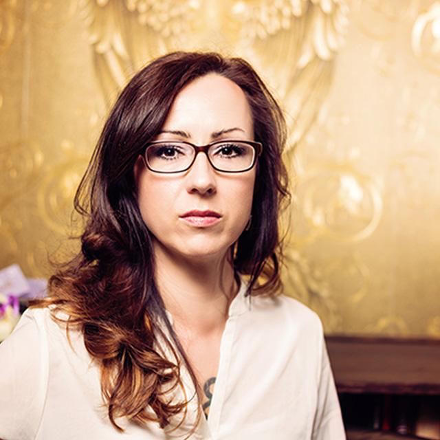 Danielle Gericke Sexualtherapeutin